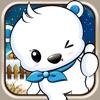 跳跳北极熊 - 一个无限关卡的青蛙过河街机免费游戏