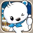 ジャンパーホッキョクグマ - エンドレスアーケードクロスロード無料ゲーム icon