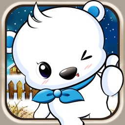 Jumper Polar Bear Free - A Endless Arcade Crossy Road Game