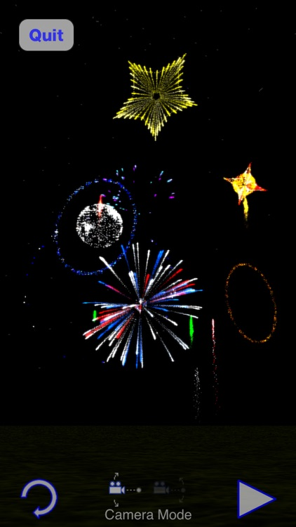 Fireworks Creator 3D screenshot-0