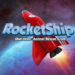 RocketShip Operation Animal Rescue Crate
