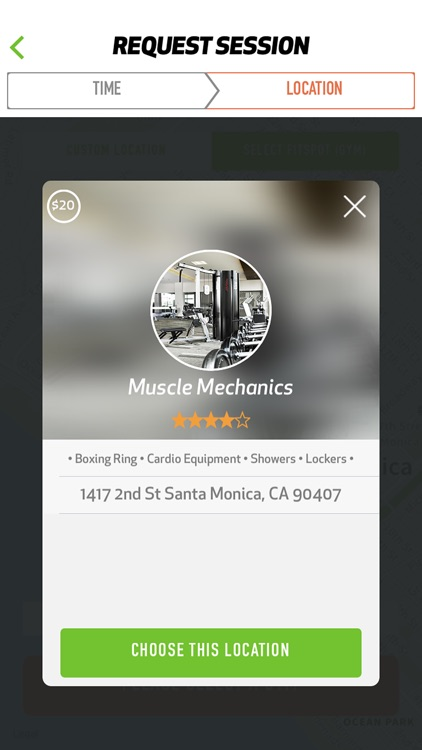 Personal Training On Demand - Fitspot screenshot-4
