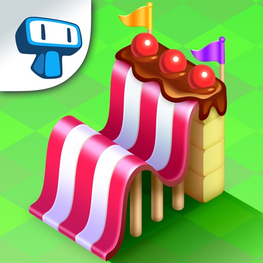 Candy Hills - Amusement Park Simulator Game