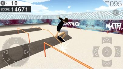 Board Skate : 3D Skate Gameのスクリーンショット1