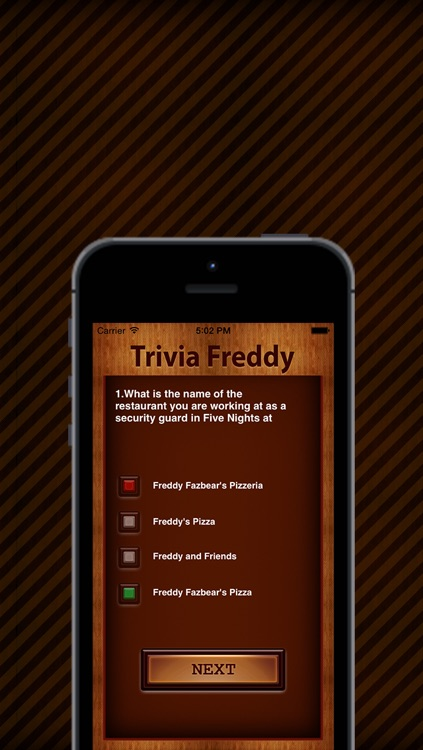 Trivia : Freddy & Friends screenshot-3