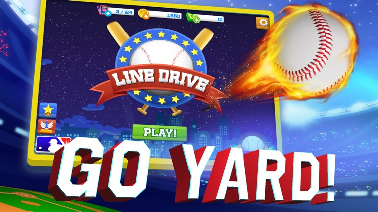 MLB.com Line Drive screenshot-0