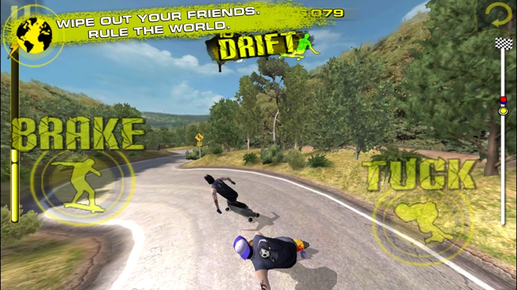 Downhill Xtreme screenshot-0