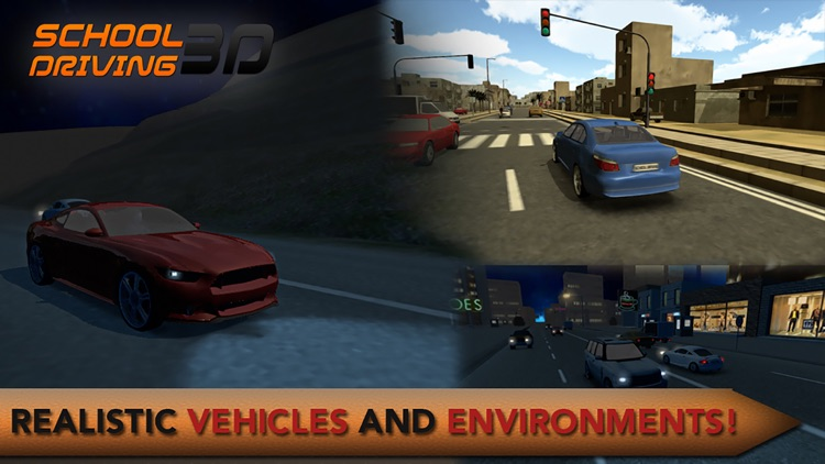 School Driving 3D screenshot-4