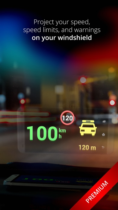 Speed Cameras & Traffic Screenshots