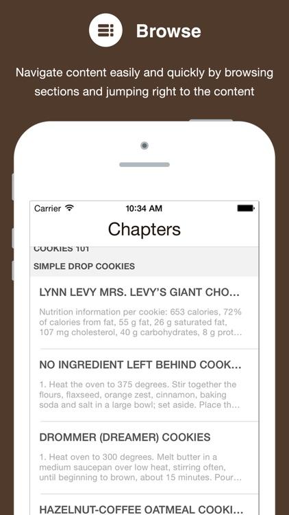 Good Eating's Holiday Cookies screenshot-3