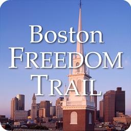 Boston Freedom Trail Book App