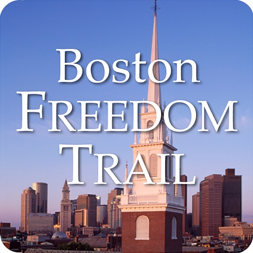 Boston Freedom Trail Book App