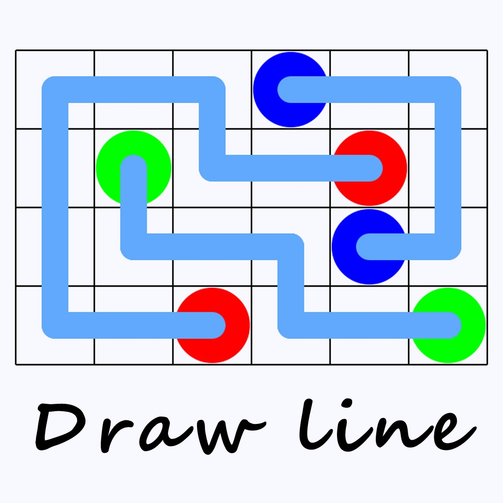Draw line: Color balls HD - Game of more than 200 IQ