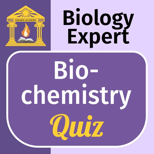 Biology Expert : Biochemistry Quiz icon