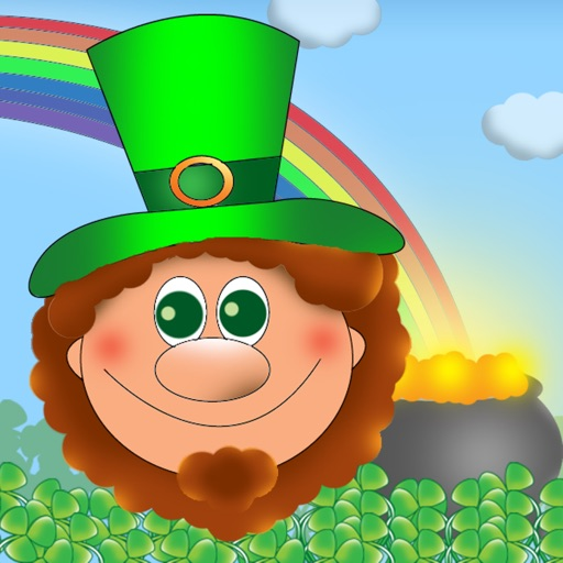 Lucky Pattys Leprechaun Run FREE - Super Clover Forrest World