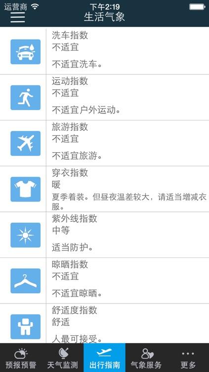 临沂天气通 screenshot-3