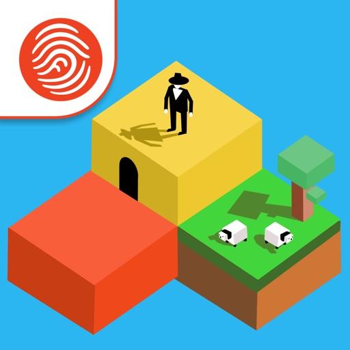 Blox 3D World Creator - A Fingerprint Network App