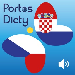 PortosDicty useful Czech Croatian phrases with native speaker audio / Koristne češko hrvatske fraze
