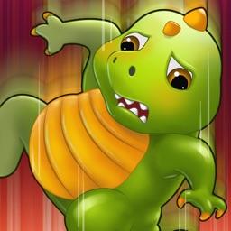 Dinosaur Escape Drop: Hunter Carnivore Wars