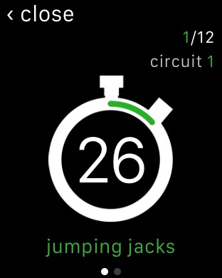 Screenshot #7 for 7 Minute Workout Challenge