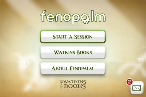Fenopalm - palm reader - náhled