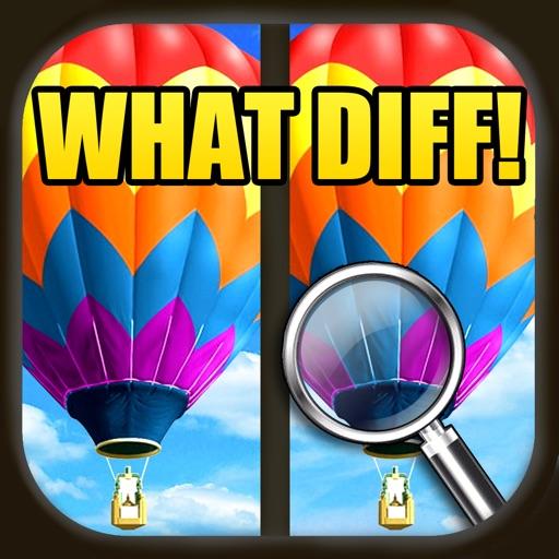 What Diff? Spot It