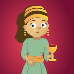 Bible Heroes: Esther and the King - Bible Story, Coloring, Singing, Puzzles and Games for Kids