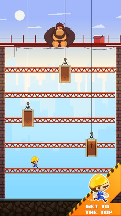 Blocky Kong - Retro Arcade Fun