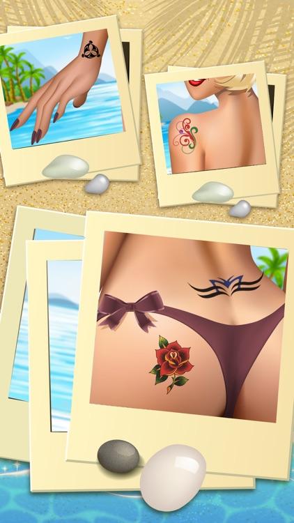 Beach Girls Tattoo Salon screenshot-4