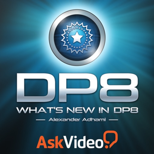 AV for Digital Performer 8 100 - What's New In DP8