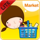 We've been to market lite icon