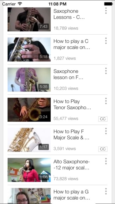 download How to Play The Saxophone - Saxophone for Beginners apps 3