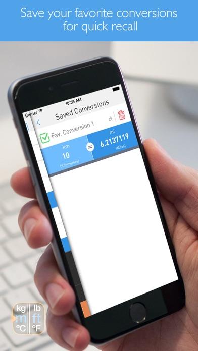 Convert Units Pro Version -  Best Unit Converter & Currency Conversion Calculator screenshot four