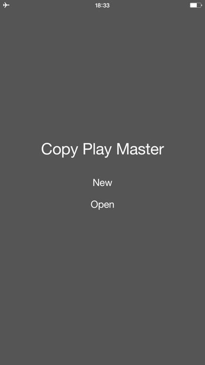 CopyPlayMaster screenshot-3