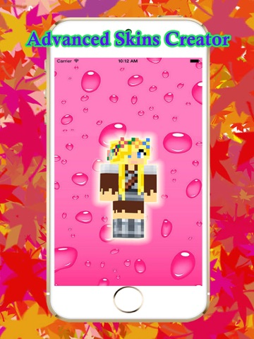 Cool Girl Skins for PE of Minecraft | App Price Drops