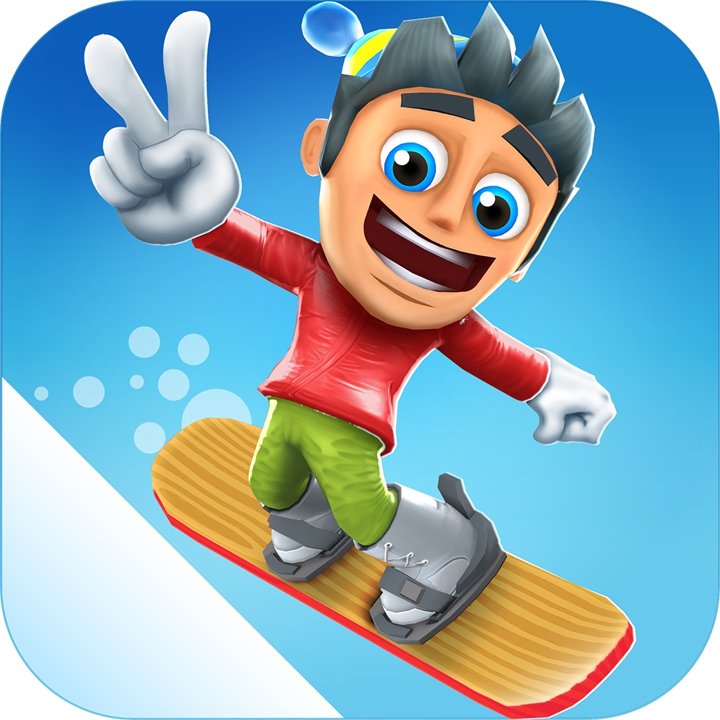 Бесплатно Скачать Игру Ski Safari - фото 9