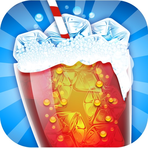 Awesome Flavored Soda Jelly Dessert Restaurant icon