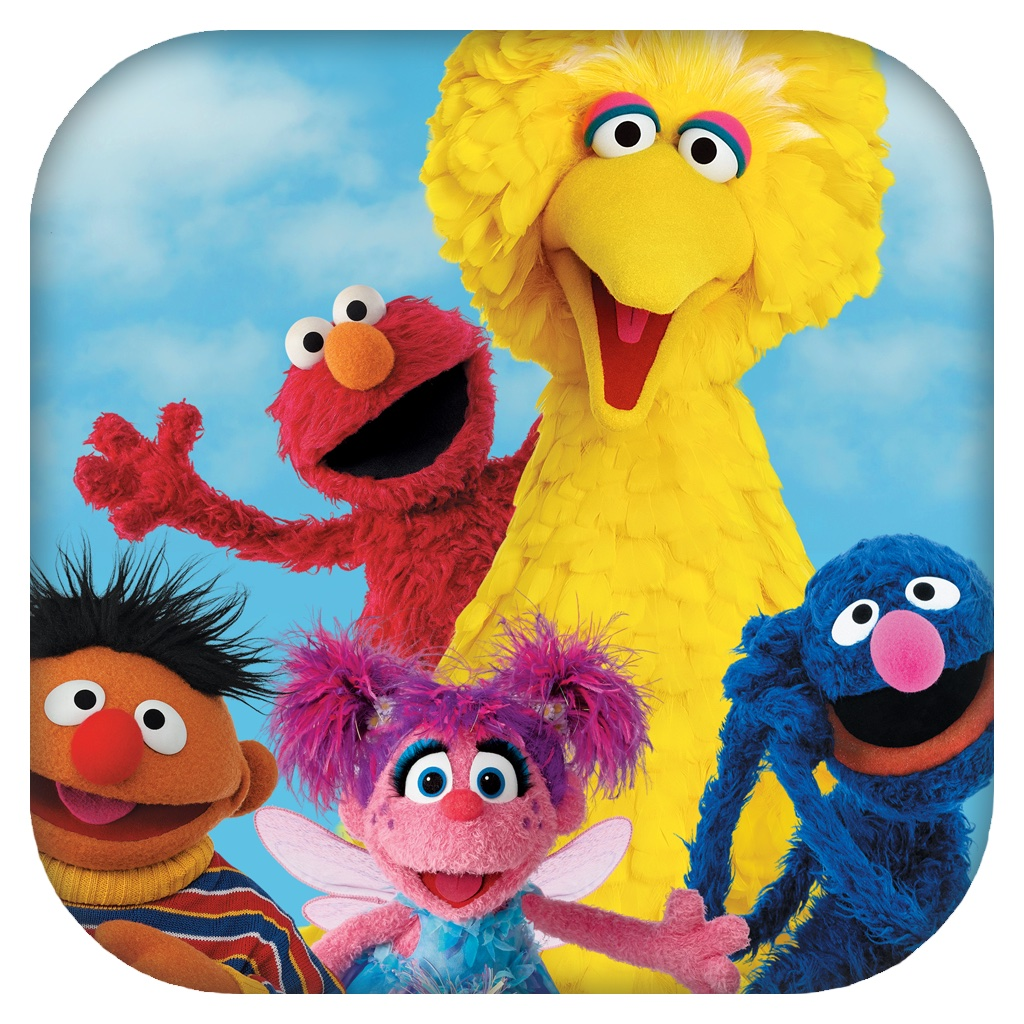 Elmo's Neighborhood: A Sesame Street S'More App