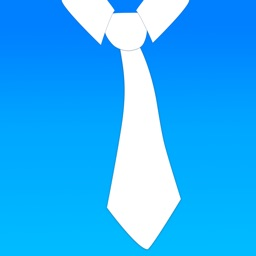 vTie - tie a tie guide with style for business, interview, wedding, party
