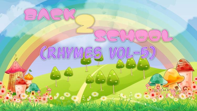 Back2School Rhymes Vol5