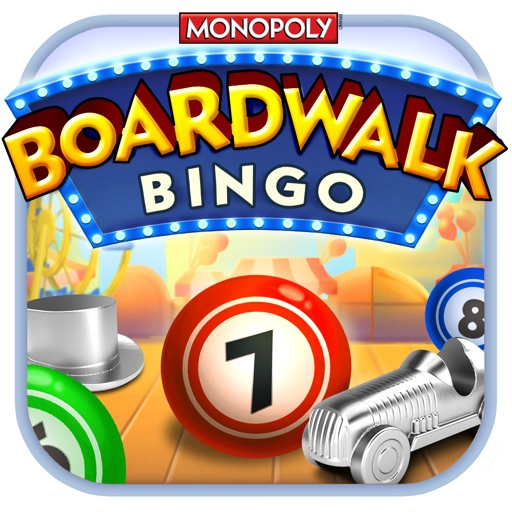Boardwalk Bingo: A MONOPOLY Adventure