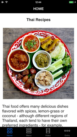 Learn how to thai recipes best healthy choice for quick easy capturas de pantalla forumfinder Image collections