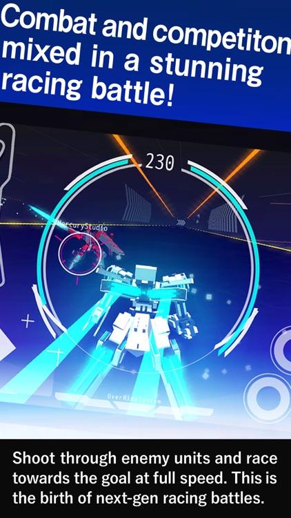 BREAKARTS: Cyber Battle Racing screenshot-3