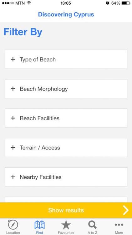 Famagusta Beaches screenshot-3