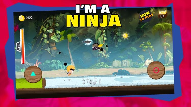 Ninja Naru Saga : To be Legend screenshot-3
