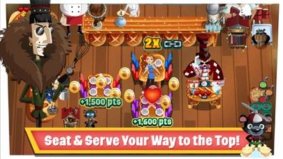 Diner Dash Screenshot on iOS