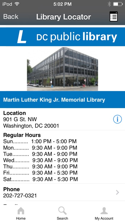 DC Public Library screenshot-4