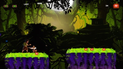 Jungle Kid Adventure Run - Dark Fantasy screenshot three