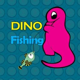Dinosaur Fishing Games