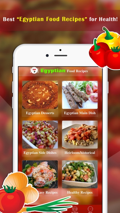 Egyptian Food Recipes